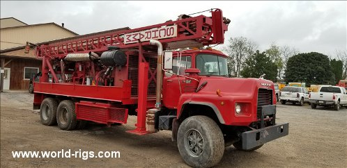 Schramm T64HB Drill Rig - For Sale