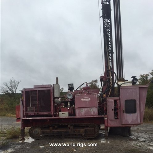 Schramm T450BH Crawler Drilling Rig for Sale