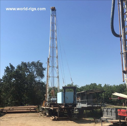 Gardner Denver 3000 Drilling Rig for Sale