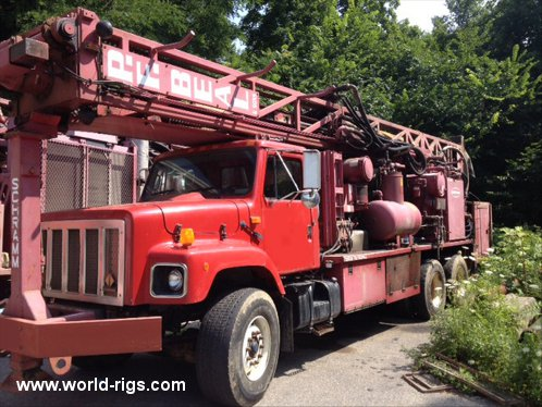 Schramm T660 Drilling Rig for Sale