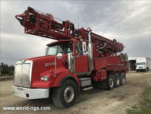Driltech D25 Drilling Rig - For Sale