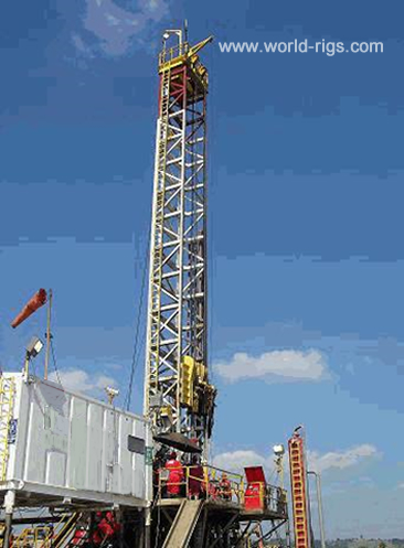 Used Land Rigs For Sale, New Land Rigs For Sale, 2000HP, 1500HP