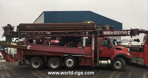 Schramm T450 Drilling Rig - for Sale