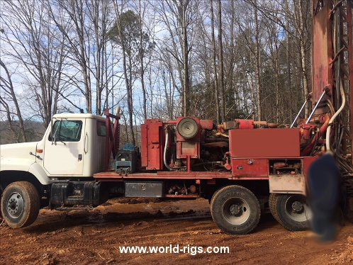 Schramm T64HB Used Drill Rig for Sale