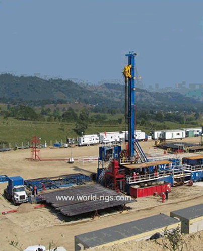 SK 775D Carrier Mounted Drilling Rig for Sale, Land Rigs for