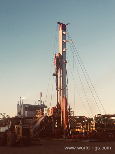 850HP Super Single Drilling Rig for Sale