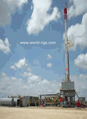 1000HP Carrier Mounted Drilling Rig for Sale