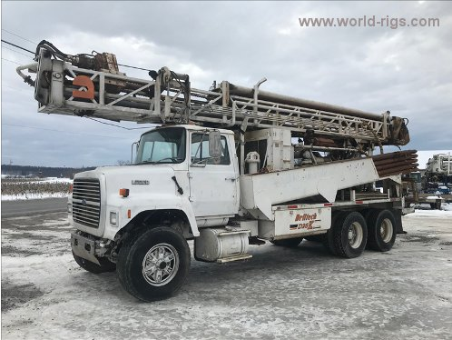 Water Well Rigs, Used Water Well Rigs, Pre-owned Water Well Rigs
