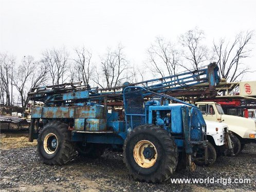 Mobile B-59 Drilling Rig for Sale