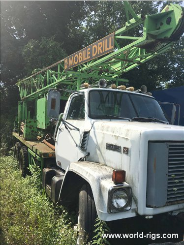 Mobile Drilling Rig 1990 Built for sale