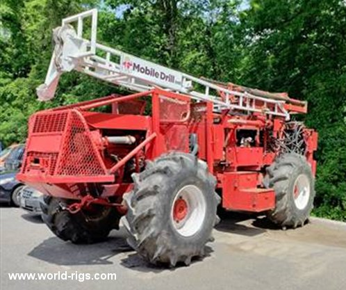 Mobile B57 Drilling Rig - For Sale