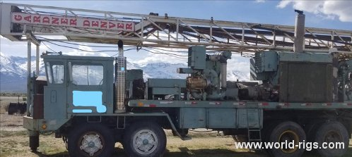 Gardner Denver 1500 Drilling Rig for Sale