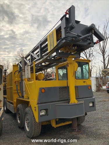 2006 Built Atlas Copco T4W DH Drilling Rig for Sale