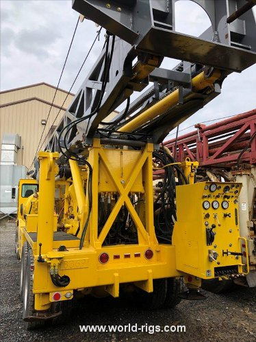 Used Atlas Copco T4W DH Drill Rig for Sale