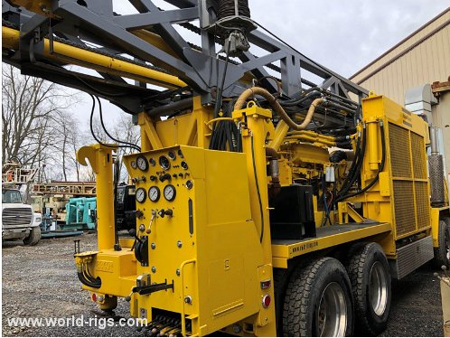 Used Drilling Rig - Atlas Copco T4W DH (Deep Hole)