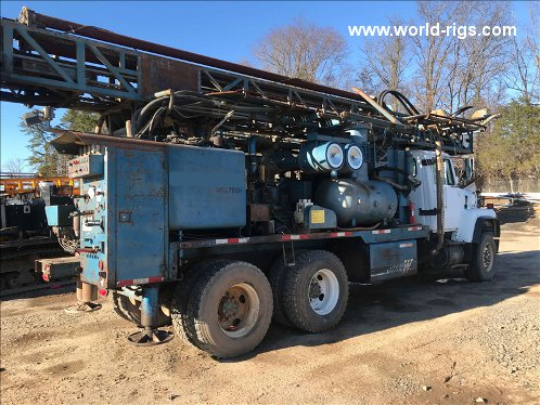 Driltech D25KW Drilling Rig for Sale
