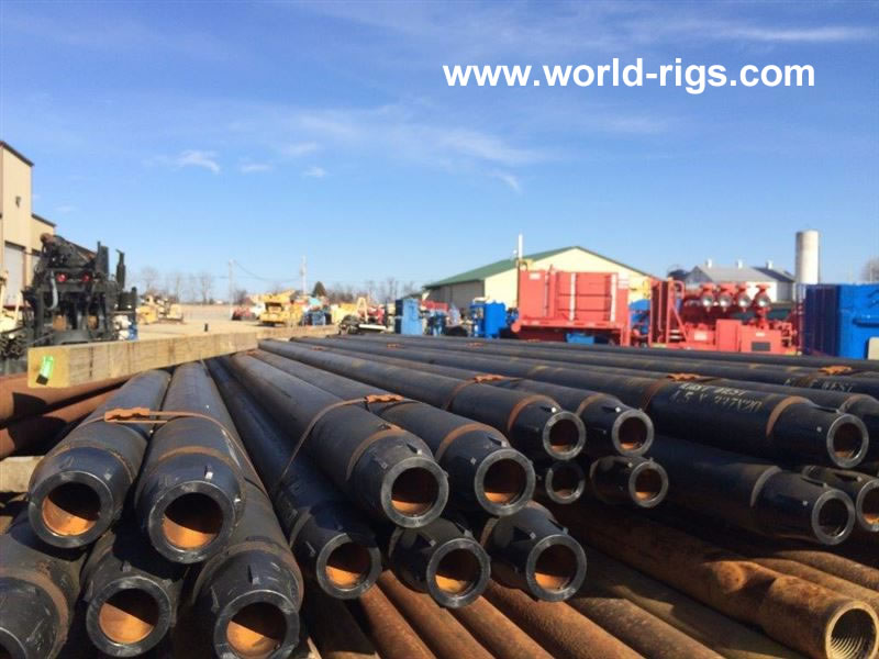 "T3/TH60 style Drill Pipe (20' X 4-1/2"" OD X 2-7/8"" IF) for Sale"