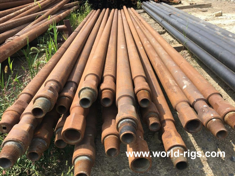 "T4 Style Drill Pipe (25' x 4-1/2"" x 2-7/8"") for Sale"