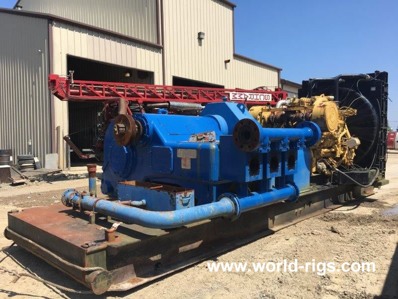 Gardner-Denver PZ9 (PZJ) Triplex Mud Pump for Sale