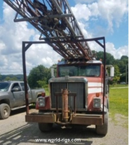 Davey M8 Table Drive Used Drilling Rig for Sale