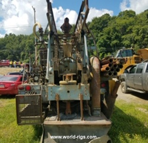 Used Land Drilling Rig for Sale