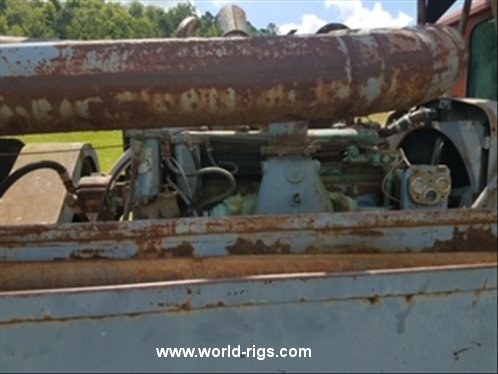 Davey M8 Table Drive Drilling Rig for Sale in USA