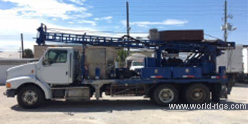 1991 Built Diedrich D120 Drilling Rig for Sale