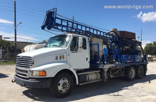 Diedrich D120 Drilling Rig - For Sale
