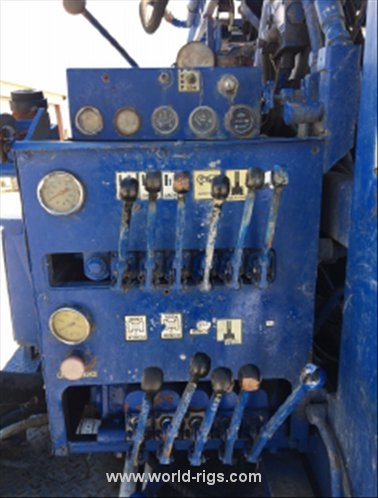 Diedrich Land Drilling Rig for Sale in USA