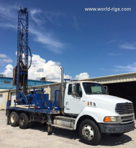 Drilling Rig - Diedrich D120 - for Sale