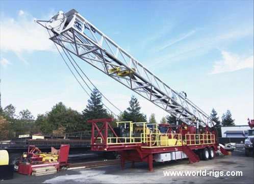 Howard Turner HTB3KDD Drilling Rig For Sale