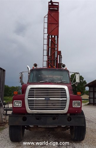 Schramm T64HB Drill Rig - Retrofitted in year 2000 for Sale
