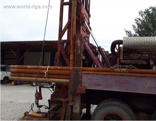 Schramm Used Drilling Rig for Sale