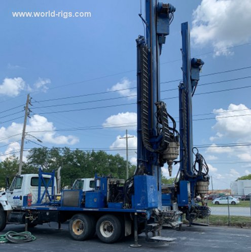 Sonic SDC500-29P Drilling Rig - For Sale