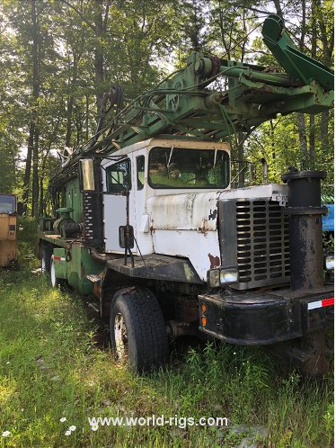 Chicago Pneumatic T650 Drilling Rig - For Sale