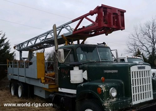 Used Bucyrus Erie Drilling Rig for Sale