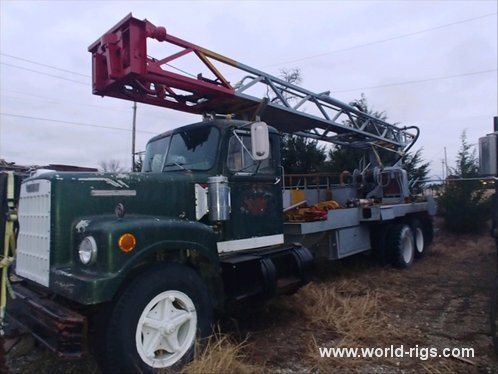 Bucyrus Erie 10R Drilling Rig - for Sale