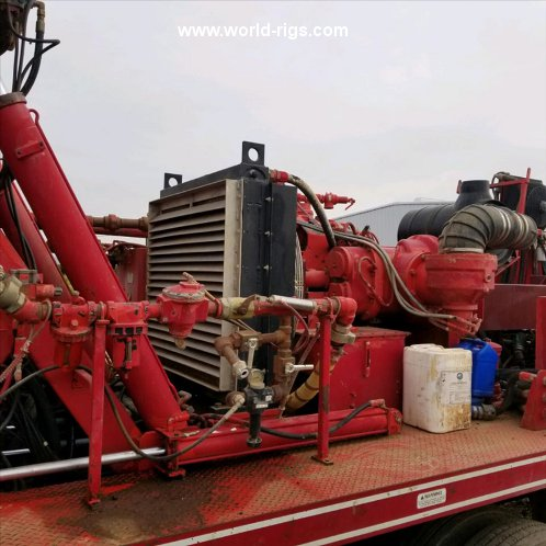 2000 Built Gefco / Speedstar 30K Drilling Rig for Sale