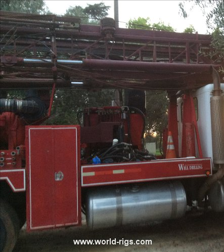 Gefco 30K Drilling Rig for Sale in USA