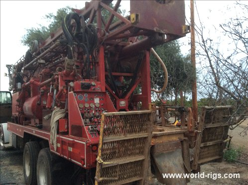 Used Gefco / Speedstar 30K Drilling Rig for Sale