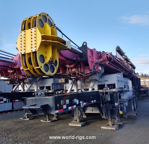 Schramm TXD Drilling Rig Package for Sale