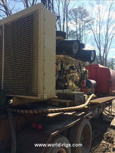 Ingersoll-Rand T4W LT Range II Drilling Rig for Sale in USA