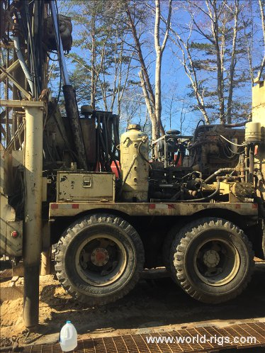 Used Ingersoll-Rand Land Drilling Rig for Sale