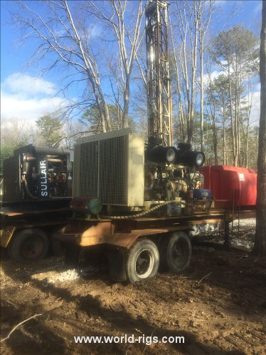Ingersoll-Rand Used Drilling Rig for Sale in USA