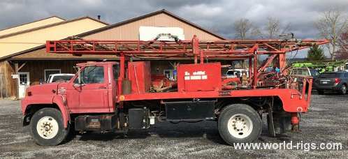 Mayhew 500 Drilling Rig - For Sale