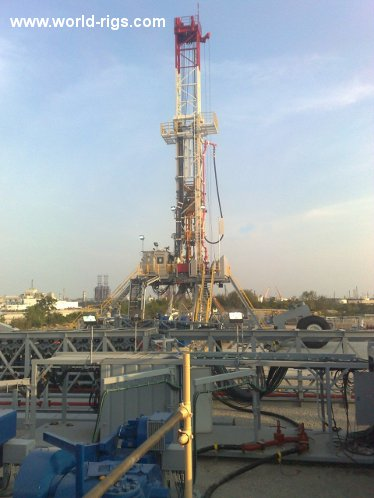 1000 HP ACVFD Drilling Rig for Sale