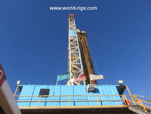 National 610E Drilling Rig - For Sale
