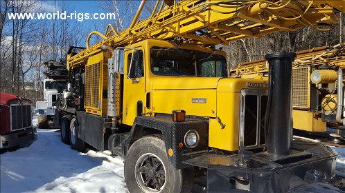 1979 Built Jaswell 1200 Drilling Rig for Sale