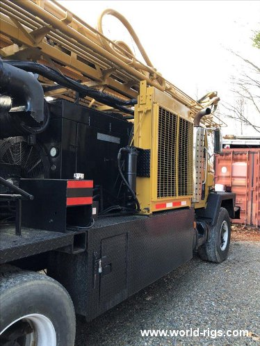 Used Jaswell 1200 Drilling Rig for Sale