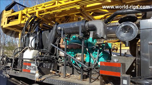 Used Jaswell Land Drilling Rig for Sale in USA